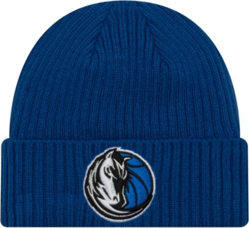 New Era Men s Dallas Mavericks Core Classic Knit Hat  01933537b06