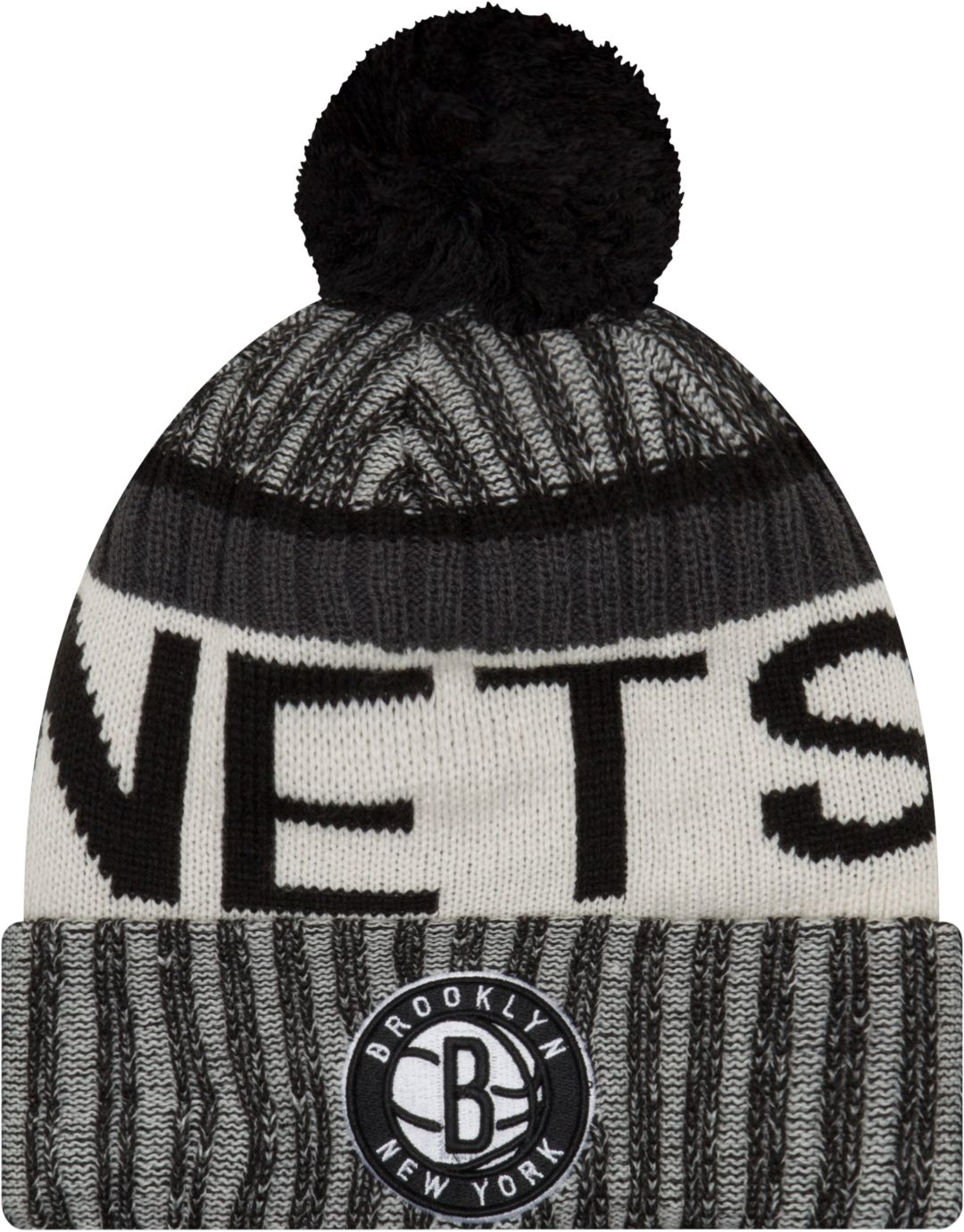 af6a3aa6 New Era Men's Brooklyn Nets Knit Hat. noImageFound. Previous. 1