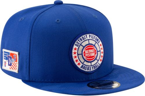 low priced 4a514 e4fd6 ... Detroit Pistons 9Fifty On-Court Adjustable Snapback Hat. noImageFound.  Previous. 1