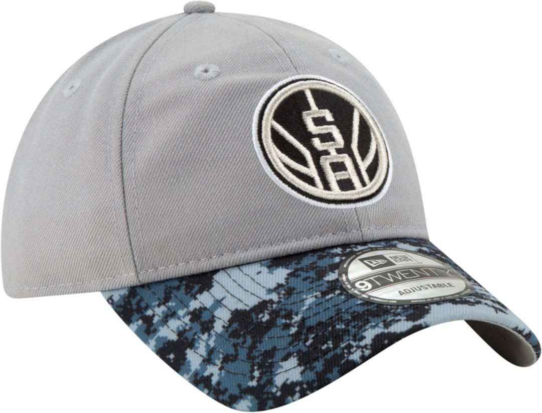 big sale 87bc7 f10b5 New Era Men s San Antonio Spurs 9Twenty City Edition Adjustable Hat.  noImageFound. Previous