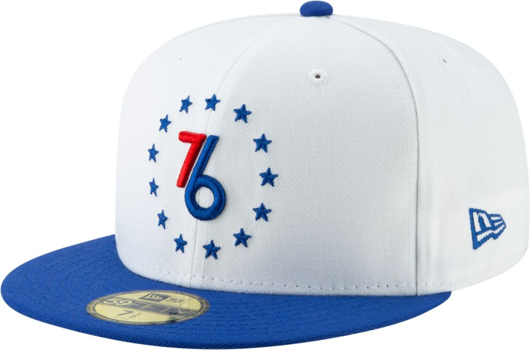 sports shoes b9d6b 6acba New Era Men s Philadelphia 76ers 59Fifty Earned Edition Fitted Hat.  noImageFound. Previous