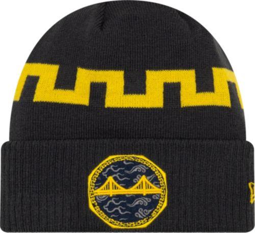 707379c52b8 New Era Men s Golden State Warriors City Edition Knit Hat. noImageFound.  Previous