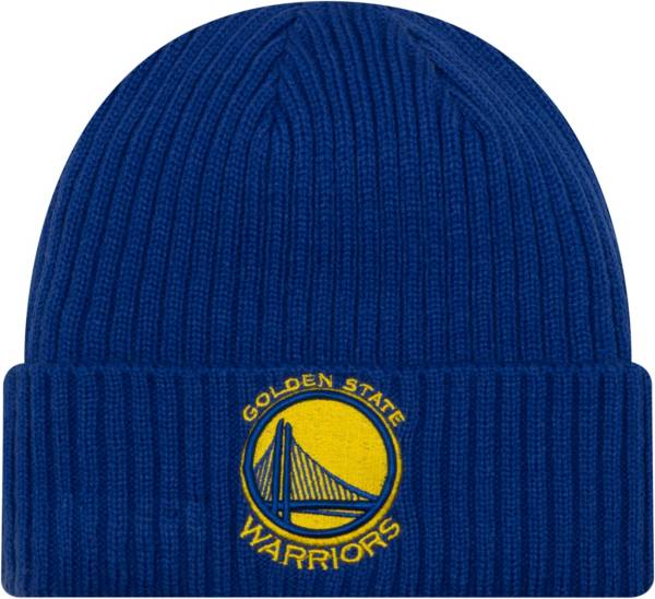 New Era Men's Golden State Warriors Core Classic Knit Hat product image