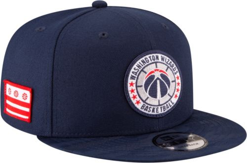 low priced aa1e3 90df2 ... cheapest new era mens washington wizards 9fifty on court adjustable snapback  hat 160a7 e620e
