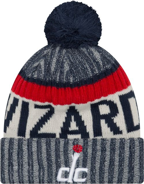 832702cb37e New Era Men s Washington Wizards Knit Hat. noImageFound. Previous