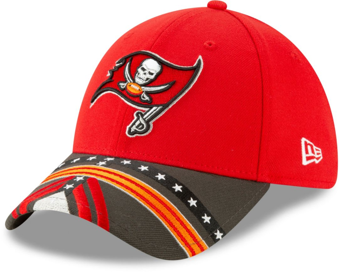 timeless design b5484 54eaa New Era Men s Tampa Bay Buccaneers 2019 NFL Draft 39Thirty Stretch Fit Red  Hat. noImageFound. Previous