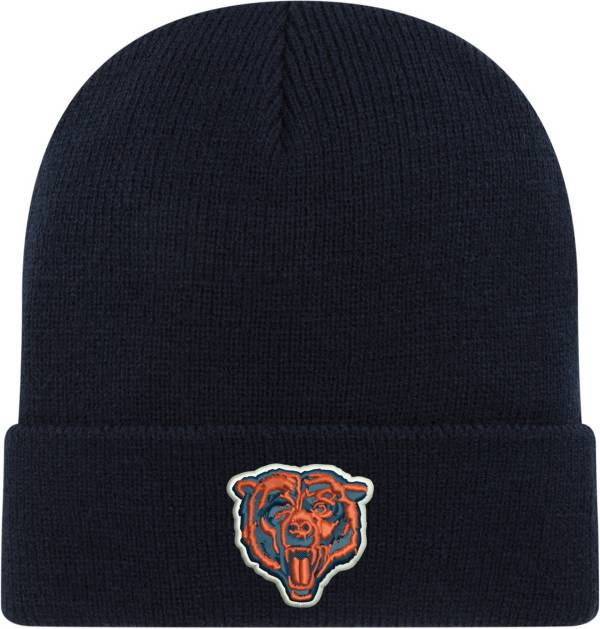 New Era Men's Chicago Bears Navy Cuffed Knit product image