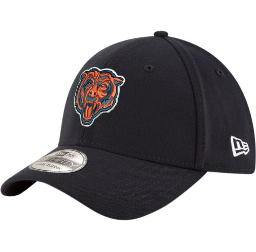 beead39c9a3 New Era Men s Chicago Bears 39Thirty Navy Stretch Fit Hat. noImageFound.  Previous
