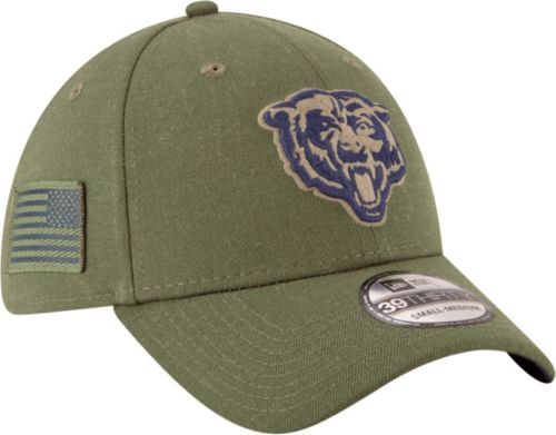 fccb7d6f523 ... Chicago Bears 39Thirty Olive Stretch Fit Hat. noImageFound. Previous. 1