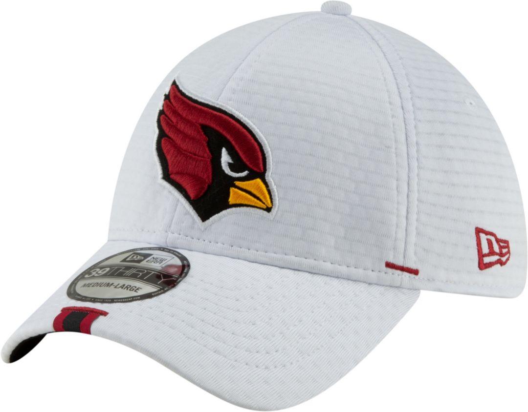 detailed look 17442 df160 New Era Men s Arizona Cardinals Sideline Training Camp 39Thirty Stretch Fit  White Hat. noImageFound. Previous