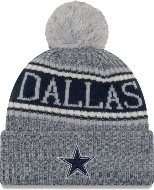 New Era Men s Dallas Cowboys Sideline Cold Weather Reverse Navy Sport Knit.  noImageFound. Previous 19a00a20a
