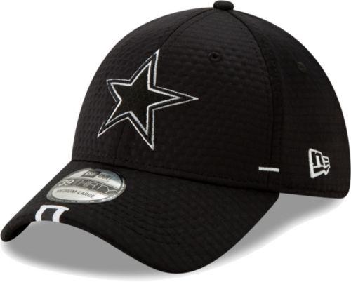 70ddb113e ... Dallas Cowboys Sideline Training Camp 39Thirty Stretch Fit Black Hat.  noImageFound. Previous