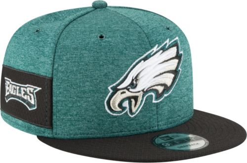 01c10683596 ... Philadelphia Eagles Sideline Home 9Fifty Green Adjustable Hat.  noImageFound. Previous