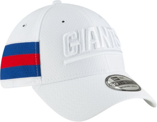 ... New York Giants Sideline Color Rush 39Thirty White Stretch Fit Hat.  noImageFound. Previous 1958f6f9829