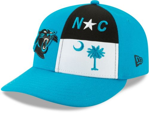 9ff29a9765ae2 New Era Men s Carolina Panthers 2019 NFL Draft 59Fifty Fitted Blue Hat.  noImageFound. Previous