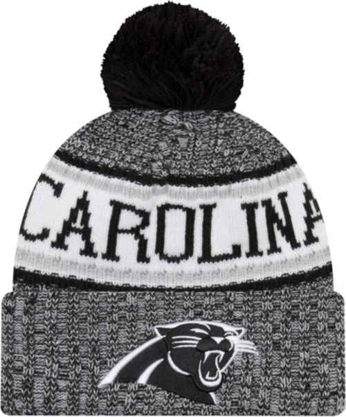 247b282ed New Era Men s Carolina Panthers Sideline Cold Weather Reverse Black Sport  Knit. noImageFound. Previous