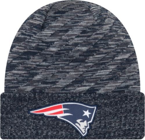 New Era Men s New England Patriots Sideline Cold Weather TD Navy Knit.  noImageFound. Previous fa531f57d