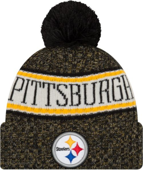 523137839bf ... netherlands new era mens pittsburgh steelers sideline cold weather  black sport knit. noimagefound. previous