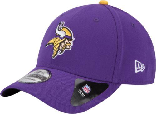 more photos d4aee 7829c New Era Men s Minnesota Vikings Team Classic 39Thirty Purple Stretch Fit Hat.  noImageFound. Previous. 1