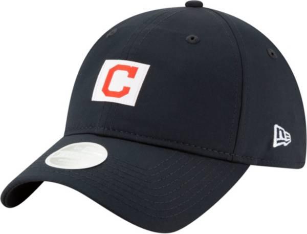 New Era Women's Cleveland Indians 9Twenty Sleekest Fan Adjustable Hat product image