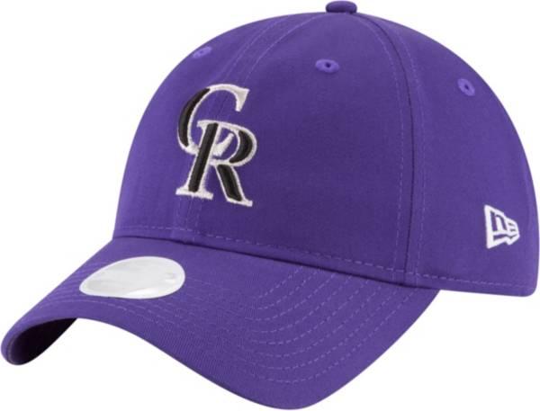 New Era Women's Colorado Rockies 9Twenty Adjustable Hat product image