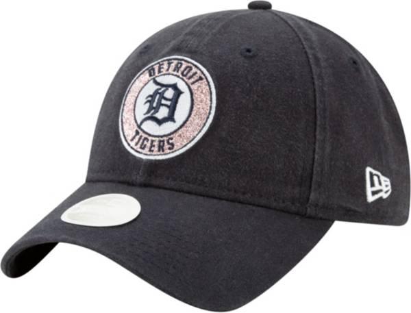 New Era Women's Detroit Tigers 9Twenty Patched Sparkle Adjustable Hat product image