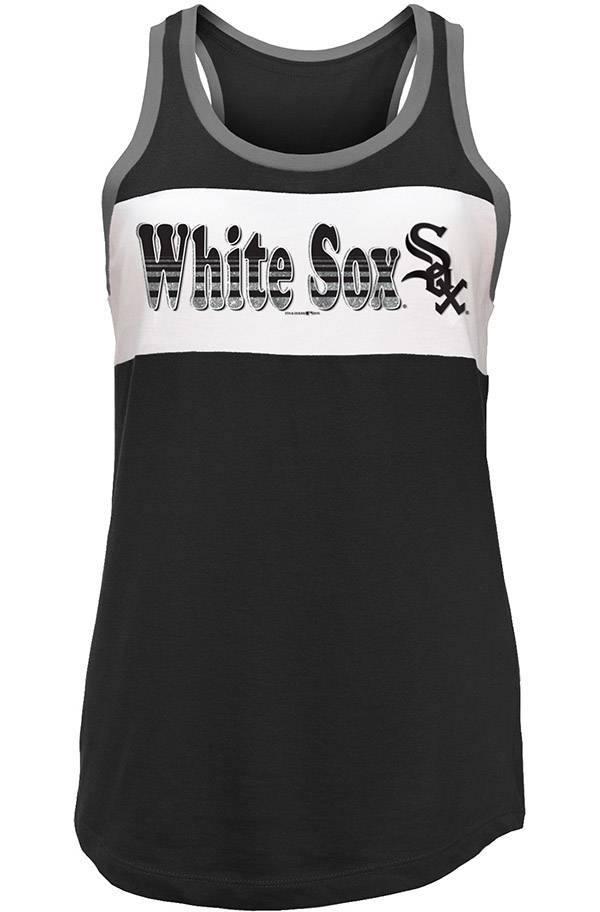 New Era Women's Chicago White Sox Tri-Blend Tank product image