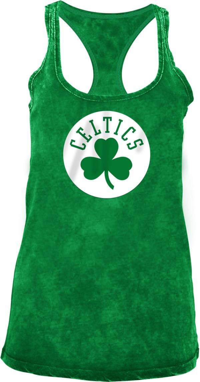 New Era Women's Boston Celtics Mineral Tank product image