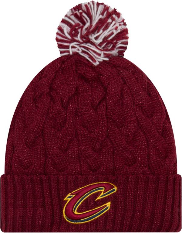 New Era Women's Cleveland Cavaliers Cozy Knit Hat product image