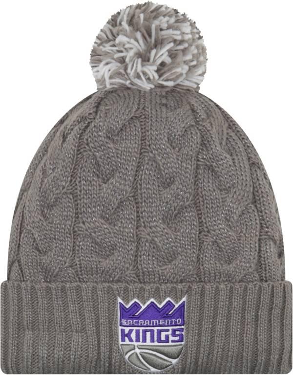 New Era Women's Sacramento Kings Cozy Knit Hat product image