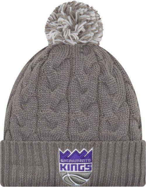 bf971b4a6 New Era Women's Sacramento Kings Cozy Knit Hat