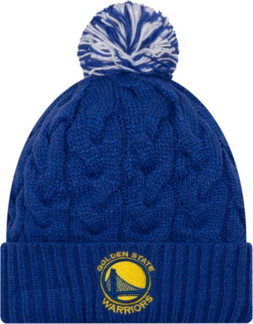 3ae5d2e00bd New Era Women s Golden State Warriors Cozy Knit Hat. noImageFound. Previous