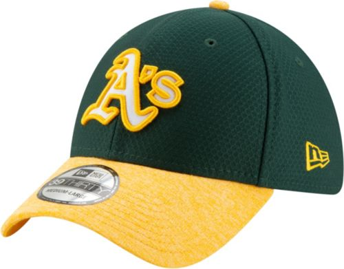 premium selection 7fa21 fccc9 New Era Youth Oakland Athletics 39Thirty Pop Shadow Stretch Fit Hat.  noImageFound. Previous. 1
