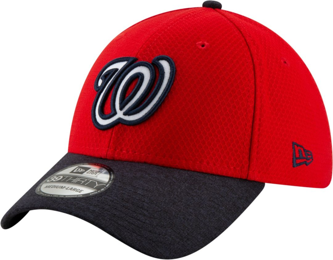 def2e2842 New Era Youth Washington Nationals 39Thirty Pop Shadow Stretch Fit Hat