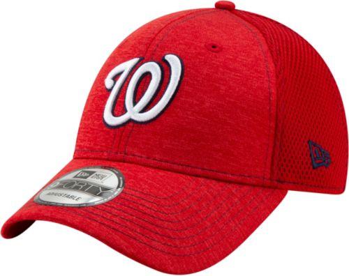7f250f7f861f4 New Era Youth Washington Nationals 9Forty Team Tread Adjustable Hat.  noImageFound. Previous