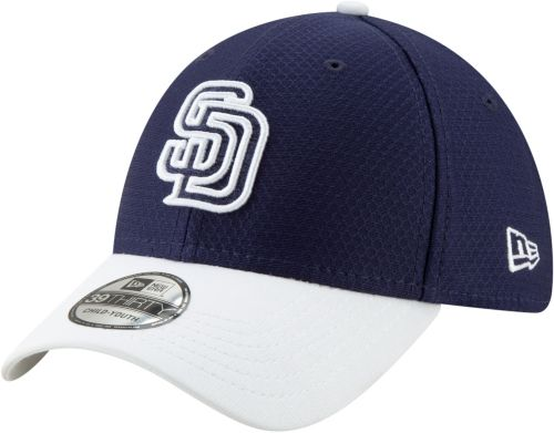 the latest a94ab b8f72 ... new era youth san diego padres 39thirty pop shadow stretch fit hat.  noimagefound. previous