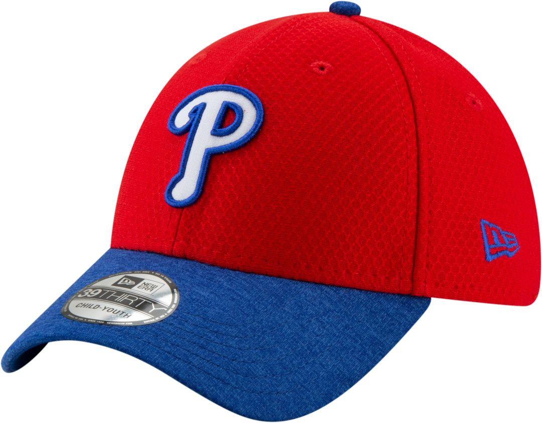 best cheap eac7d 8d3d6 New Era Youth Philadelphia Phillies 39Thirty Pop Shadow Stretch Fit Hat.  noImageFound. Previous