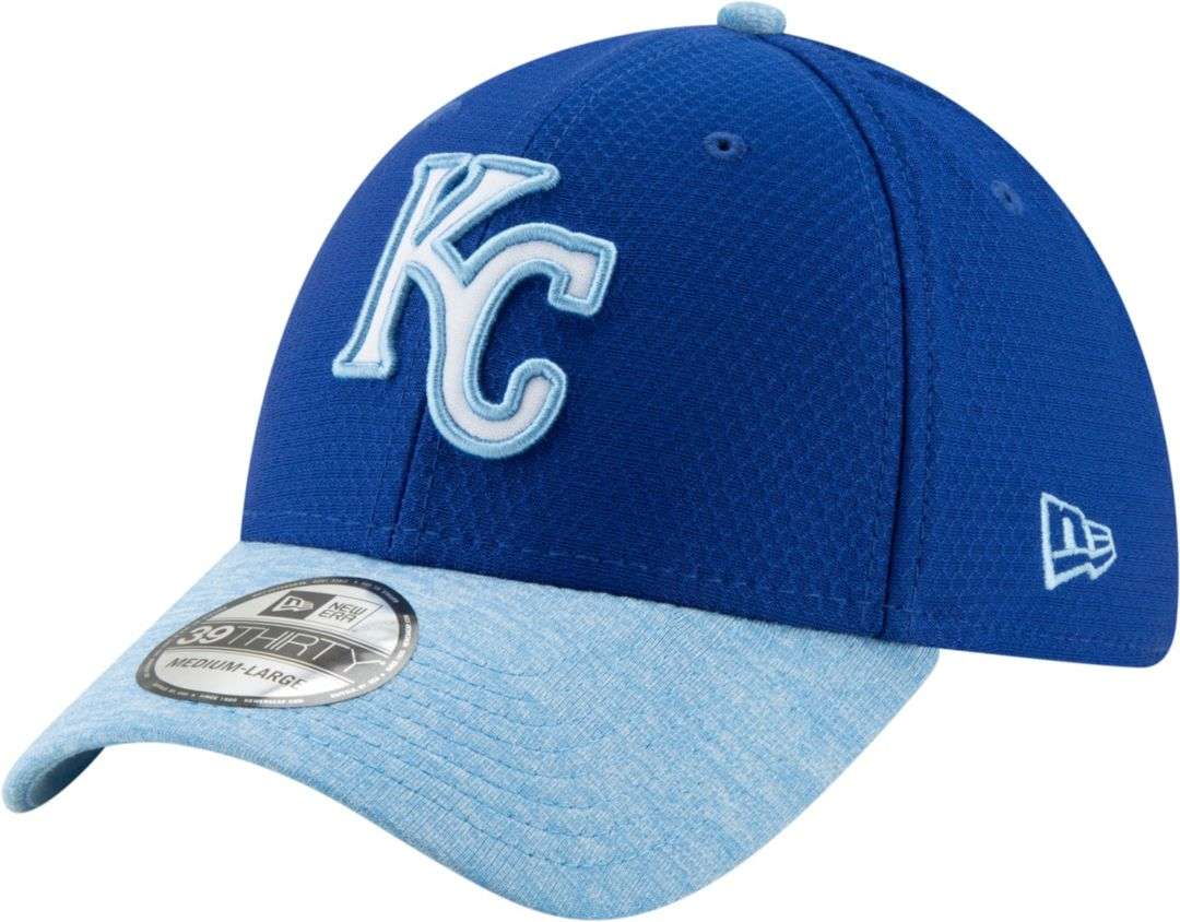 new concept 96326 0d039 New Era Youth Kansas City Royals 39Thirty Pop Shadow Stretch Fit Hat.  noImageFound. Previous