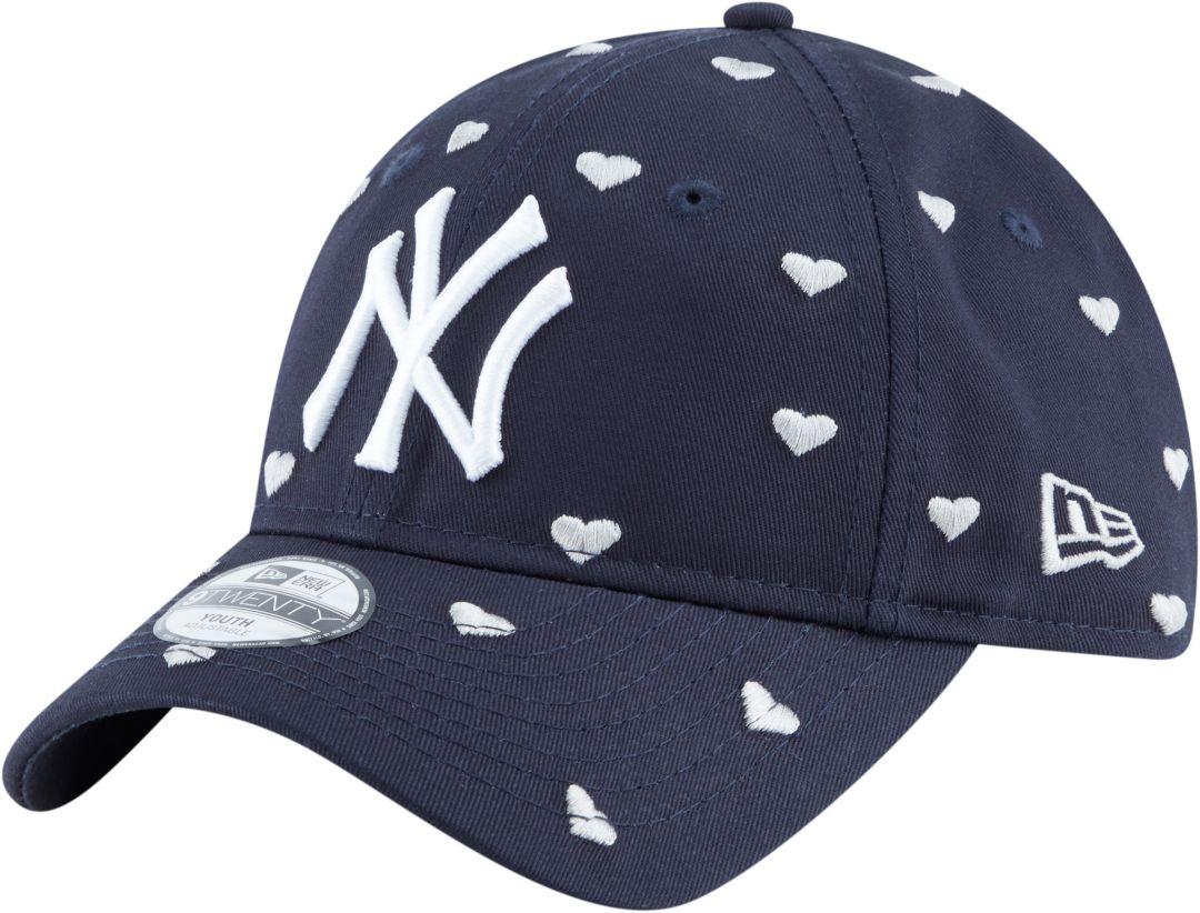 new concept 7c712 bc92f New Era Youth New York Yankees 9Twenty Lovely Fan Adjustable Hat.  noImageFound. Previous