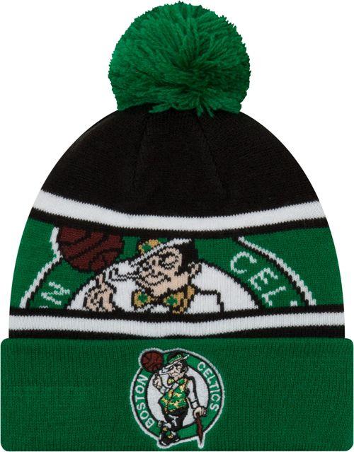 429e84dae0132a ... discount new era youth boston celtics callout knit hat 0e837 8710e  reduced unisex nba ...