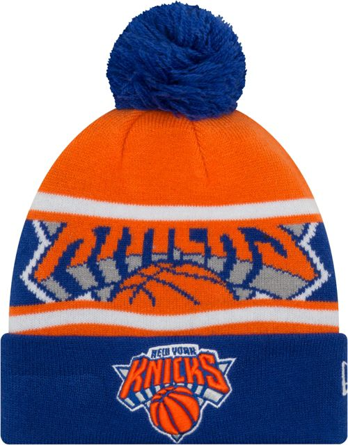 cb970ba11f7 New Era Youth New York Knicks Callout Knit Hat. noImageFound. Previous