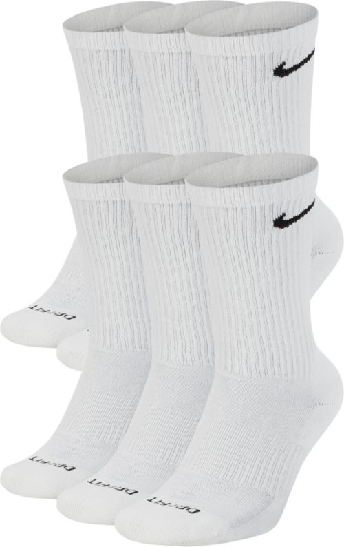 newest b8471 d3938 Nike Dri-FIT Everyday Plus Cushion Training Crew Socks 6 Pack.  noImageFound. Previous