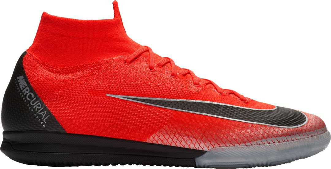 68e0d9917dd1 Nike MercurialX Superfly 6 Elite CR7 Indoor Soccer Shoes | DICK'S ...