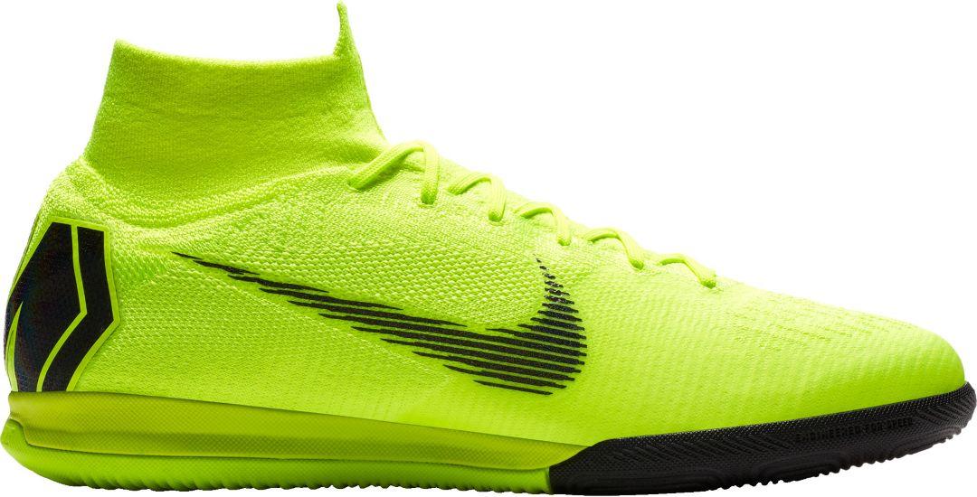 b21ae7a64 Nike Mercurial SuperflyX 6 Elite Indoor Soccer Shoes   DICK'S ...
