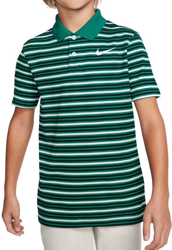 Nike Boys' Striped Dry Victory Golf Polo product image