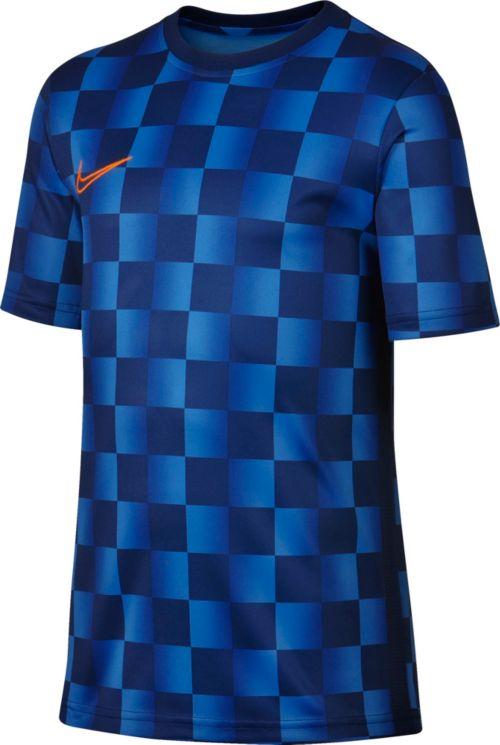 4ec1c1aba074 Nike Boys  Academy Dri-FIT Printed T-Shirt