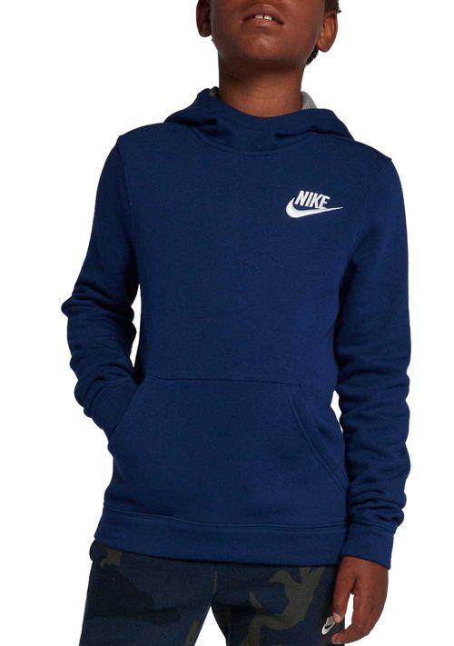 4b9b8895bb40 Nike Boys  Sportswear Club Cotton Hoodie. noImageFound. Previous