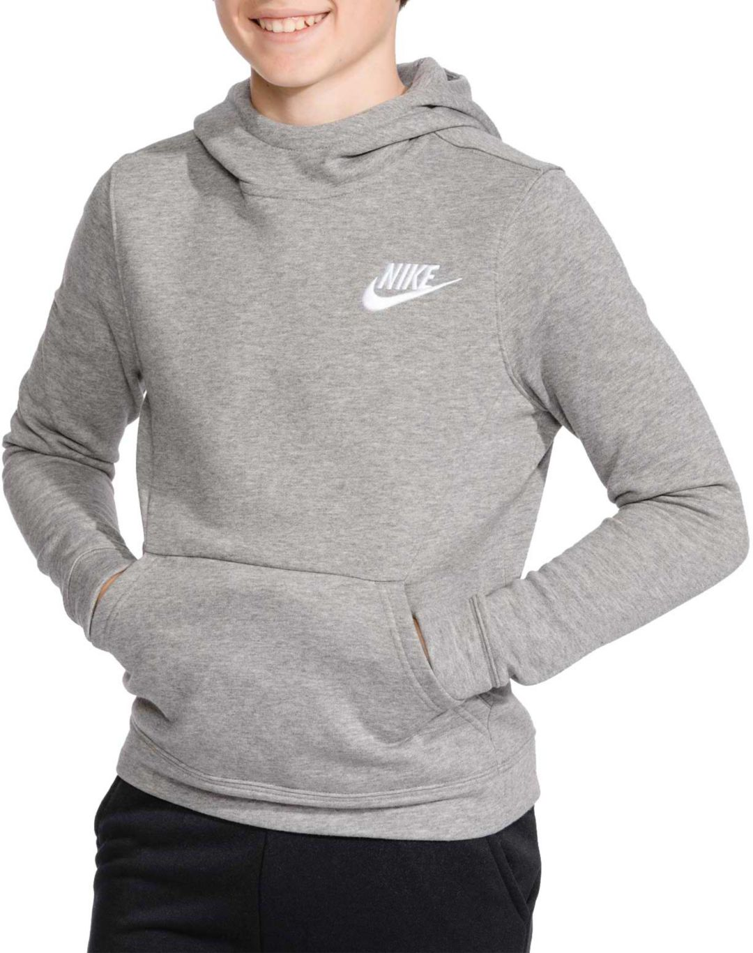 outstanding features big discount of 2019 customers first Nike Boys' Sportswear Club Cotton Hoodie