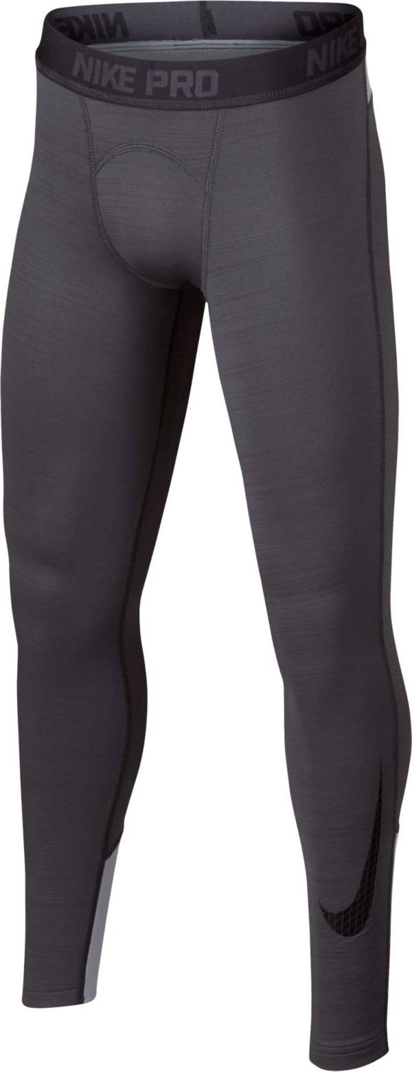 Nike Boys' Dri-FIT Cold Weather Compression Leggings product image