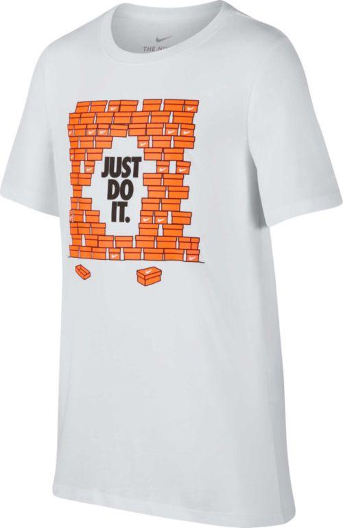 1a0612a6b Nike Boys' Shoebox Graphic Tee. noImageFound. Previous